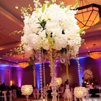 Bling Tall Wedding Centerpieces
