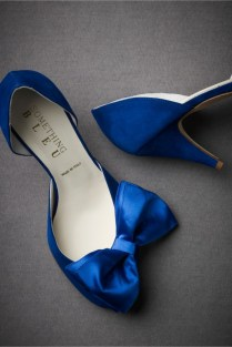 Blue Wedding Shoes Archives