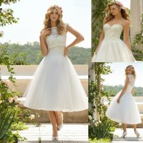 Casual Wedding Dresses That Are So Perfect For Fall