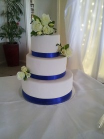Coastal Cake Design