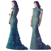 Collection Emerald Green Wedding Dresses Pictures