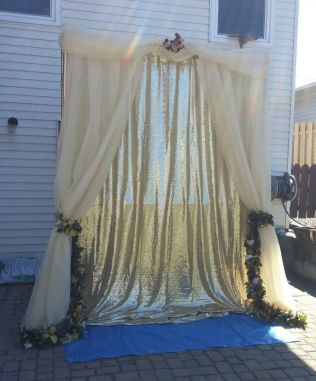 Diy Wedding Arch With Pvc Pipe… Anyone Done It
