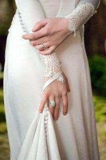 First Photos Of Bella's Breaking Dawn Wedding Dress!
