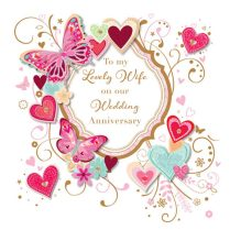 Free Wedding Anniversary Card Designs Anniversary Wedding