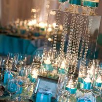 Ideas About Tiffany Blue Centerpieces On Pinterest Blue For Blue