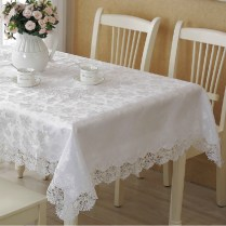 Images Of Lace Tablecloths For Weddings