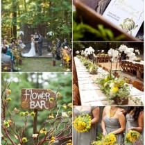 Inspirational Wedding Ideas 89 Forest Wedding