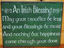 Irish Blessing Wedding
