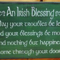 Irish Blessing Wedding
