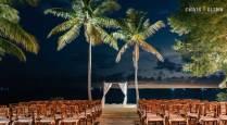 Key Largo Lighthouse Beach Weddings, Wedding Ceremony & Reception