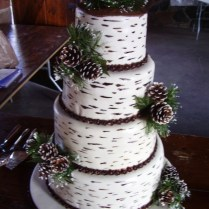 Lake Lanier Weddings Blog – Wedding Cakes Meet Winter!