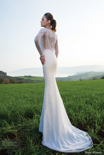 Long Fitted Wedding Dresses