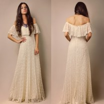 Lovely 70s Wedding Dress 79 On Wedding Dresses With Sleeves With
