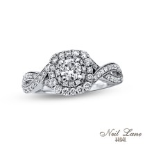 Neil Lane Bridal® Collection 7 8 Ct T W Diamond Vintage