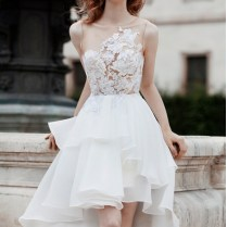 Online Buy Wholesale Mini Wedding Dresses From China Mini Wedding