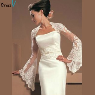 Online Get Cheap Wedding Dress Jackets