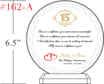 Our 15th Wedding Anniversary Gift Idea