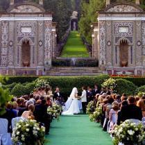 Outdoor Wedding Gazebo Decorations