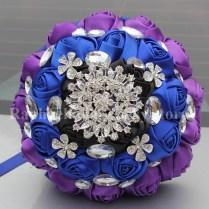 Popular Black Wedding Bouquet