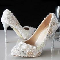 Popular Comfortable Wedding Shoes For Bride