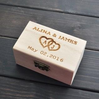 Popular Wedding Ring Boxes