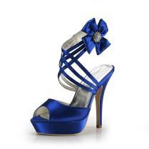 Royal Blue Wedding Shoes Online