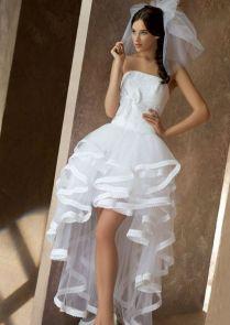 Short Mini Wedding Dresses
