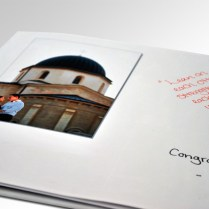 Sign In Book And Leather Wedding Album Giveaway!