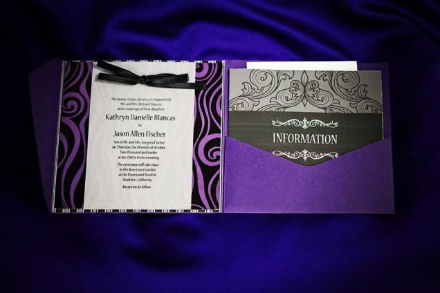 nightmare before christmas wedding invitations, Wedding invitations