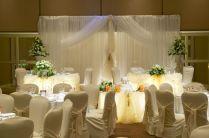 Stunning Decorations For Wedding Reception On Small Wedding