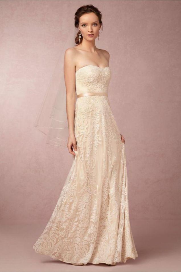 The Gorgeous Bhldn Wedding Dresses