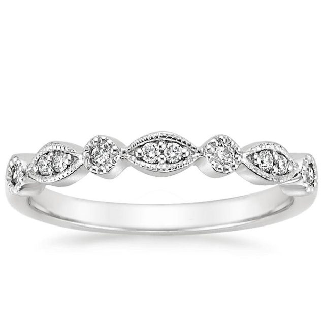 Tiara Diamond Ring (1 8 Ct Tw )