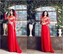 Traditional Ao Dai – New Trend For Vietnam Wedding Dress » Exotic