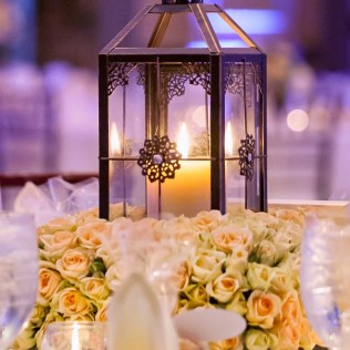 Wedding Centerpieces With Lanterns Photo Album