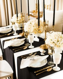 Wedding Decoration Ideas Vintage Art Deco Wedding Decorations