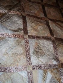 Wedding Dress Quilt I've Been Looking For This