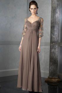 Wedding Dresses For Mature Bride