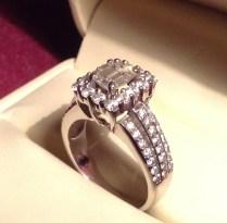 Wedding Ring Jared