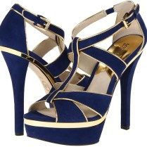 Wedding Shoes For Under 200 Navy With Gold