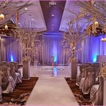Winter Wonderland Wedding Decorations Ideas
