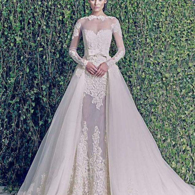 Zuhair Murad Wedding Gown Prices