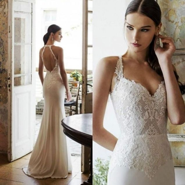 1000 Ideas About Simple Lace Wedding Dress On Emasscraft Org