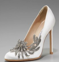 11 Snazzy Bridal Ivory Shoes For You In Every Style!