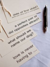 15 Creative & Fun Wedding Guest Book Ideas