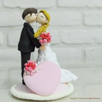 15 Favorite Handmade Wedding Cake Toppers Onewed