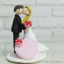 15 Favorite Handmade Wedding Cake Toppers Onewed