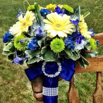 17 Best Ideas About Blue Wedding Bouquets On Emasscraft Org