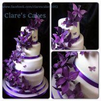 17 Best Ideas About Butterfly Wedding Cake On Emasscraft Org