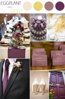 17 Best Ideas About Eggplant Wedding Colors On Emasscraft Org