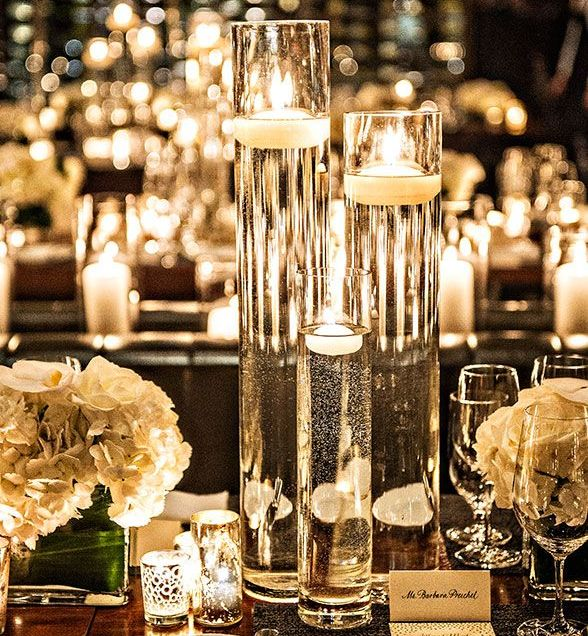 17 Best Ideas About Floating Candle Centerpieces On Emasscraft Org
